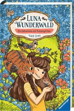 40351 Kinderliteratur Luna Wunderwald, Band 2: Ein Geheimnis auf Katzenpfoten von Ravensburger 2