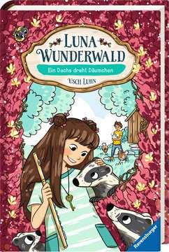 40355 Kinderliteratur Luna Wunderwald, Band 6: Ein Dachs dreht Däumchen von Ravensburger 1