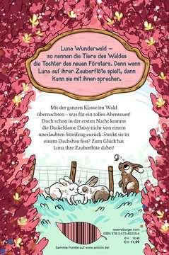 40355 Kinderliteratur Luna Wunderwald, Band 6: Ein Dachs dreht Däumchen von Ravensburger 3