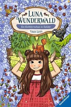 40356 Kinderliteratur Luna Wunderwald, Band 7: Ein Eichhörnchen in Gefahr von Ravensburger 1