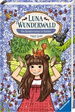 40356 Kinderliteratur Luna Wunderwald, Band 7: Ein Eichhörnchen in Gefahr von Ravensburger 2
