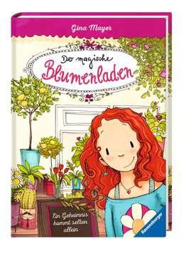 Der magische Blumenladen, Band 1: Ein Geheimnis kommt selten allein Kinderbücher;Kinderliteratur - Bild 2 - Ravensburger