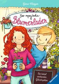 40406 Kinderliteratur Der magische Blumenladen, Band 2: Ein total verhexter Glücksplan von Ravensburger 1