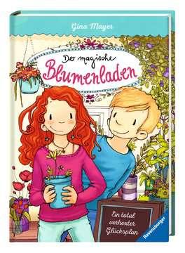40406 Kinderliteratur Der magische Blumenladen, Band 2: Ein total verhexter Glücksplan von Ravensburger 2