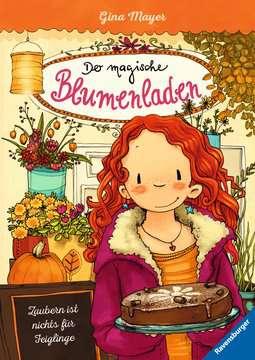 40407 Kinderliteratur Der magische Blumenladen, Band 3: Zaubern ist nichts für Feiglinge von Ravensburger 1