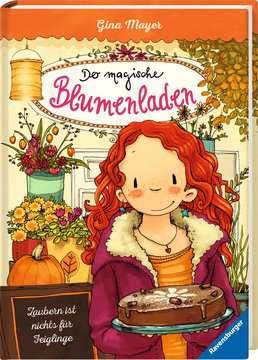 40407 Kinderliteratur Der magische Blumenladen, Band 3: Zaubern ist nichts für Feiglinge von Ravensburger 2