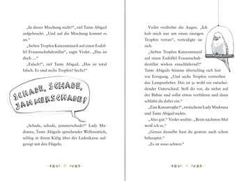 40407 Kinderliteratur Der magische Blumenladen, Band 3: Zaubern ist nichts für Feiglinge von Ravensburger 4