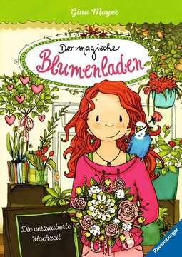 40409 Kinderliteratur Der magische Blumenladen, Band 5: Die verzauberte Hochzeit von Ravensburger 1