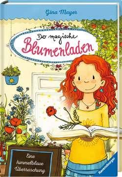 40410 Kinderliteratur Der magische Blumenladen, Band 6: Eine himmelblaue Überraschung von Ravensburger 2