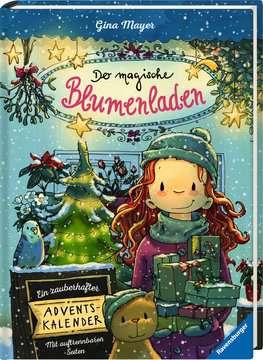 40417 Kinderliteratur Der magische Blumenladen - Ein zauberhafter Adventskalender von Ravensburger 2