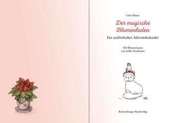 40417 Kinderliteratur Der magische Blumenladen - Ein zauberhafter Adventskalender von Ravensburger 5