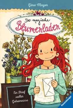 40419 Kinderliteratur Der magische Blumenladen, Band 10: Ein Brief voller Geheimnisse von Ravensburger 1
