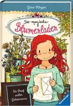 40419 Kinderliteratur Der magische Blumenladen, Band 10: Ein Brief voller Geheimnisse von Ravensburger 2
