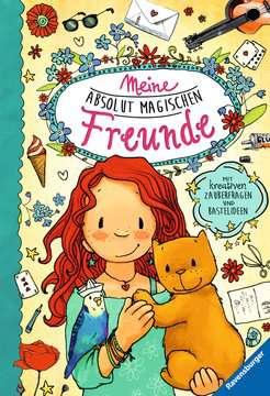 40420 Kinderliteratur Meine absolut magischen Freunde - Freundebuch von Ravensburger 1