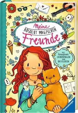 40420 Kinderliteratur Meine absolut magischen Freunde - Freundebuch von Ravensburger 2