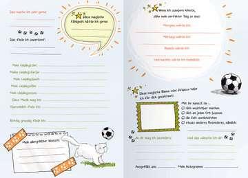 40420 Kinderliteratur Meine absolut magischen Freunde - Freundebuch von Ravensburger 5