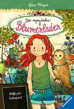 40421 Kinderliteratur Der magische Blumenladen, Band 11: Hilfe per Eulenpost von Ravensburger 1