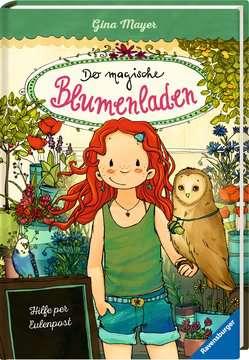 40421 Kinderliteratur Der magische Blumenladen, Band 11: Hilfe per Eulenpost von Ravensburger 2