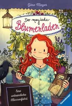 40422 Kinderliteratur Der magische Blumenladen, Band 12: Eine unheimliche Klassenfahrt von Ravensburger 1