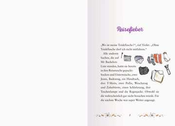 40422 Kinderliteratur Der magische Blumenladen, Band 12: Eine unheimliche Klassenfahrt von Ravensburger 5