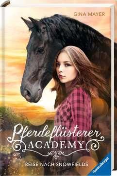 40450 Kinderliteratur Pferdeflüsterer-Academy, Band 1: Reise nach Snowfields von Ravensburger 2