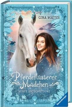 40470 Kinderliteratur Pferdeflüsterer-Mädchen, Band 1: Rubys Entscheidung von Ravensburger 2