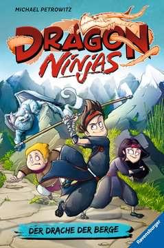 40518 Kinderliteratur Dragon Ninjas, Band 1: Der Drache der Berge von Ravensburger 1