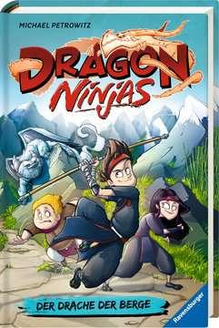 40518 Kinderliteratur Dragon Ninjas, Band 1: Der Drache der Berge von Ravensburger 2