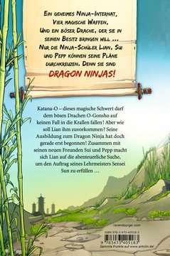 40518 Kinderliteratur Dragon Ninjas, Band 1: Der Drache der Berge von Ravensburger 3