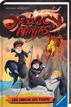 40519 Kinderliteratur Dragon Ninjas, Band 2: Der Drache des Feuers von Ravensburger 2
