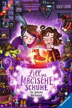 40551 Kinderliteratur Lillys magische Schuhe, Band 1: Die geheime Werkstatt von Ravensburger 1