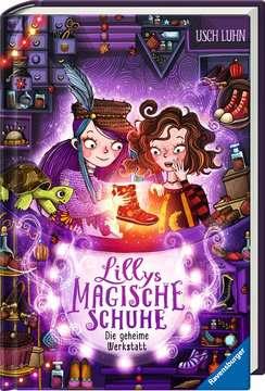 40551 Kinderliteratur Lillys magische Schuhe, Band 1: Die geheime Werkstatt von Ravensburger 2