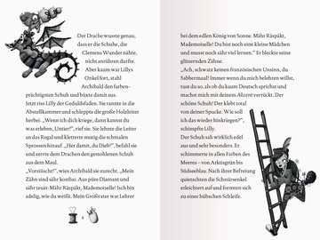 40551 Kinderliteratur Lillys magische Schuhe, Band 1: Die geheime Werkstatt von Ravensburger 4