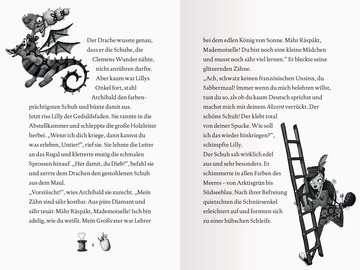 40551 Kinderliteratur Lillys magische Schuhe, Band 1: Die geheime Werkstatt von Ravensburger 5