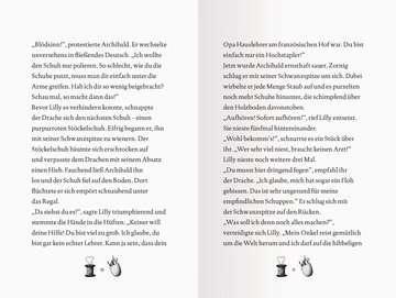 40551 Kinderliteratur Lillys magische Schuhe, Band 1: Die geheime Werkstatt von Ravensburger 6
