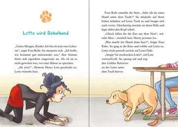 40604 Kinderliteratur Die Pfotenbande, Band 1: Lotta rettet die Welpen von Ravensburger 5