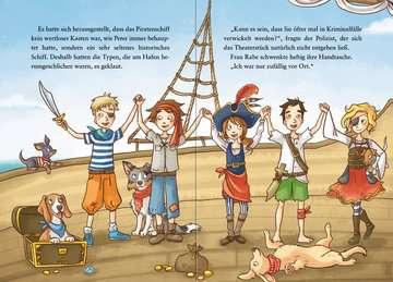 40605 Kinderliteratur Die Pfotenbande, Band 2: Socke macht Theater von Ravensburger 4