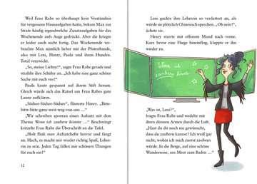 40605 Kinderliteratur Die Pfotenbande, Band 2: Socke macht Theater von Ravensburger 5