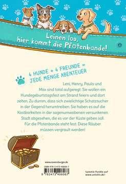 40606 Kinderliteratur Die Pfotenbande, Band 3: Kiwi feiert Geburtstag von Ravensburger 3