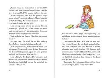 40606 Kinderliteratur Die Pfotenbande, Band 3: Kiwi feiert Geburtstag von Ravensburger 5