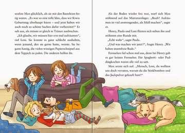 40606 Kinderliteratur Die Pfotenbande, Band 3: Kiwi feiert Geburtstag von Ravensburger 6