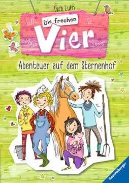 Die frechen Vier, Band 1 & 2: Abenteuer auf dem Sternenhof Kinderbücher;Kinderliteratur - Bild 1 - Ravensburger