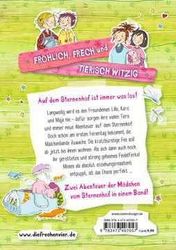 Die frechen Vier, Band 1 & 2: Abenteuer auf dem Sternenhof Kinderbücher;Kinderliteratur - Bild 3 - Ravensburger