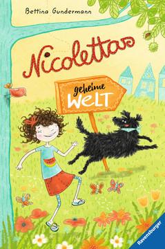 Nicolettas geheime Welt Bücher;Lern- und Rätselbücher - Bild 1 - Ravensburger