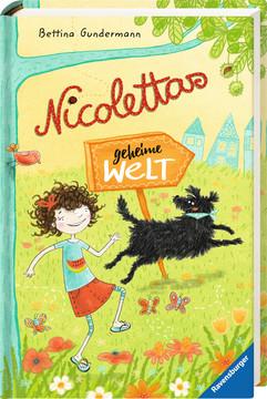 Nicolettas geheime Welt Bücher;Lern- und Rätselbücher - Bild 2 - Ravensburger