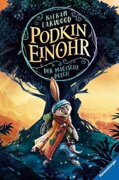 40819 Kinderliteratur Podkin Einohr, Band 1: Der magische Dolch von Ravensburger 1