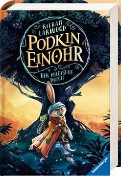 40819 Kinderliteratur Podkin Einohr, Band 1: Der magische Dolch von Ravensburger 2