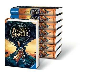 40819 Kinderliteratur Podkin Einohr, Band 1: Der magische Dolch von Ravensburger 3