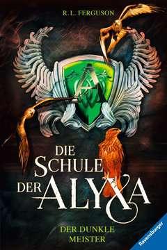 40820 Kinderliteratur Die Schule der Alyxa, Band 1: Der dunkle Meister von Ravensburger 1