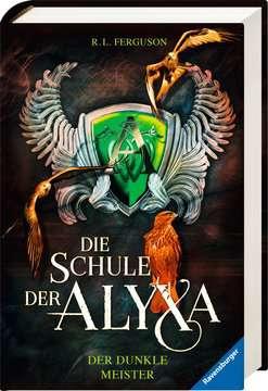 40820 Kinderliteratur Die Schule der Alyxa, Band 1: Der dunkle Meister von Ravensburger 2